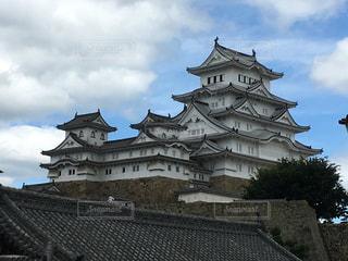 姫路城の写真・画像素材[1032141]