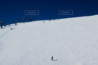 スキー場の写真・画像素材[1029756]