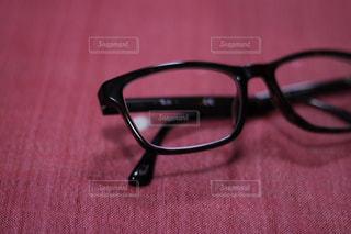 眼鏡の写真・画像素材[1029890]