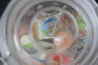 飴の瓶の写真・画像素材[1425013]