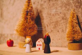 クリスマスの作戦会議の写真・画像素材[1030189]