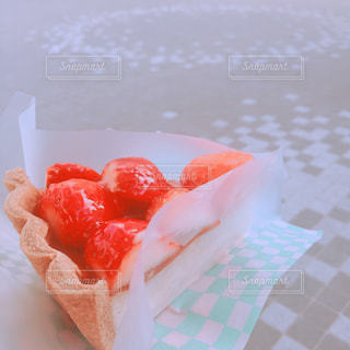 イチゴのタルト - No.1030425