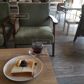 古民家カフェでお茶の写真・画像素材[1030564]