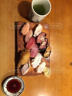 富山県魚津市のお寿司屋さんの写真・画像素材[1031225]