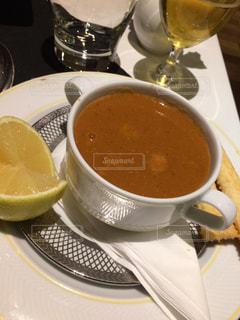 モロッコ レンズ豆のスープの写真・画像素材[1048057]