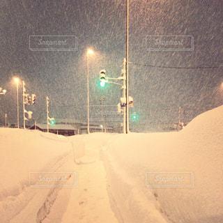 雪国の夜 - No.1031046