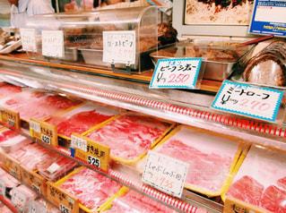 お肉屋さんの写真・画像素材[1036010]