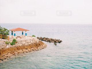 沖縄の海の写真・画像素材[1039935]