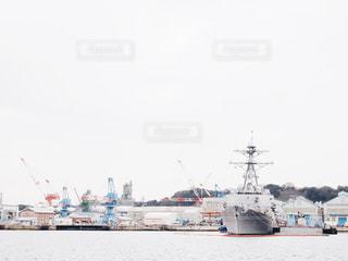 横須賀にての写真・画像素材[1044799]