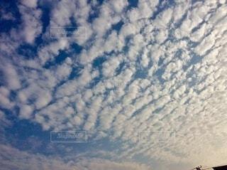 空の雲の群の写真・画像素材[3760699]