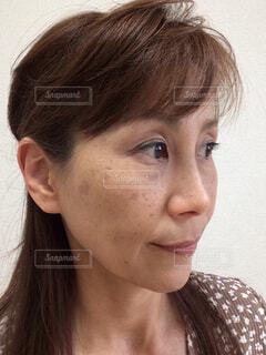 カメラの前にいる女性の写真・画像素材[4452991]