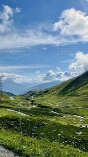 山の眺めの写真・画像素材[4765150]