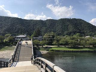 錦帯橋の写真・画像素材[1030952]
