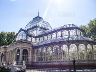 ガラスの宮殿の写真・画像素材[1030932]