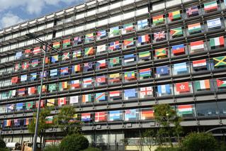 万国旗の写真・画像素材[1033399]