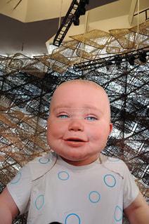 赤ちゃんの写真・画像素材[1037691]