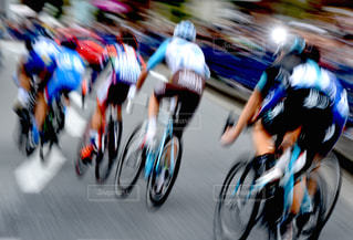 自転車競技の写真・画像素材[1042736]