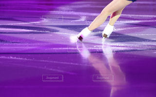 フィギュアスケートの写真・画像素材[1042756]