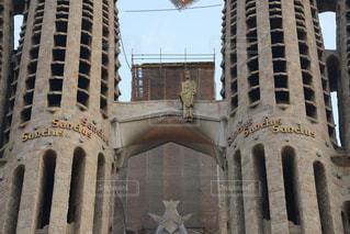 サグラダファミリア教会の写真・画像素材[1042826]