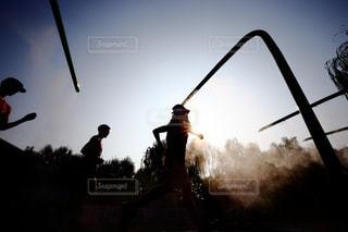 競歩のイメージの写真・画像素材[1044838]