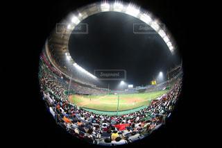 野球場の写真・画像素材[1044899]