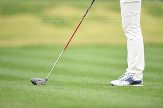フィールドのゴルフの写真・画像素材[1044915]