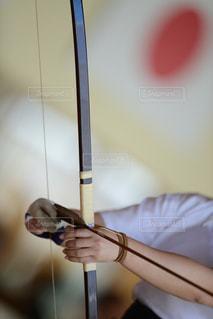 弓道の写真・画像素材[1045106]