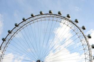 ロンドンアイの写真・画像素材[1046690]