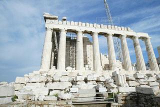 パルテノン神殿の写真・画像素材[1046719]