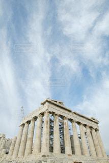 パルテノン神殿の写真・画像素材[1046721]