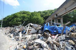 震災後の写真・画像素材[1048529]
