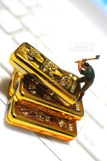 金脈の写真・画像素材[1048692]