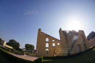 ジャイプールの天文台の写真・画像素材[1049055]