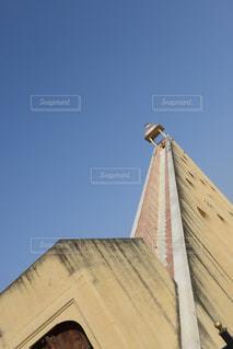 ジャイプールの日時計の写真・画像素材[1049093]