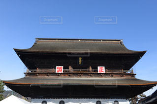 善光寺の写真・画像素材[1049121]