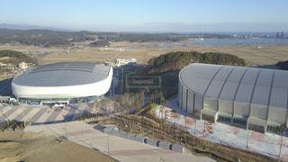 スタジアムの写真・画像素材[1049134]