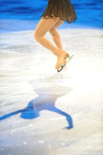 フィギュアスケートの写真・画像素材[1052023]
