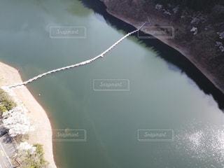 ダム湖の写真・画像素材[1147091]