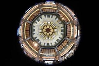 東京駅天井ドームの写真・画像素材[1263932]