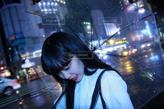 街を歩いている人の写真・画像素材[1223336]