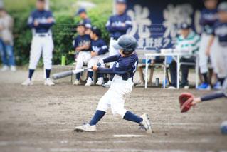 野球の大会の写真・画像素材[1306901]