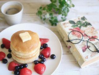 パンケーキの写真・画像素材[2103844]