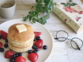 パンケーキの写真・画像素材[2103845]