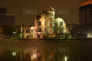 原爆ドームの写真・画像素材[1047085]