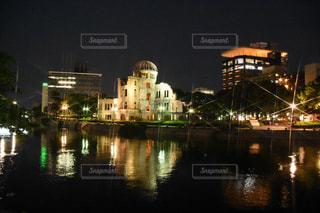 原爆ドームの写真・画像素材[1047091]