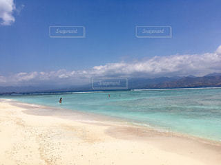 ギリ島のビーチの写真・画像素材[1039389]