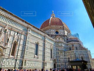 フィレンツェ大聖堂の写真・画像素材[1032717]