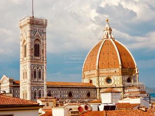 フィレンツェのドゥオモの写真・画像素材[1032721]