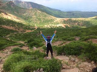 安達太良山の写真・画像素材[1032792]