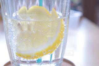 夏レモンの写真・画像素材[1032666]